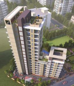 Gallery Cover Image of 700 Sq.ft 1 BHK Apartment for buy in Madhu Platina, Mira Road East for 6000000