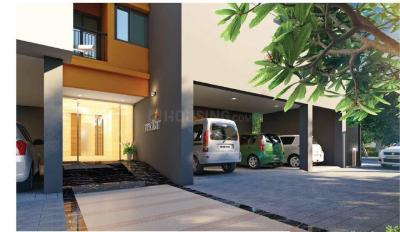 Gallery Cover Image of 1079 Sq.ft 3 BHK Apartment for buy in Thakurpukur for 3814000
