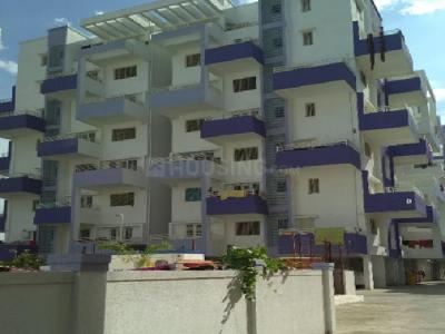 Gallery Cover Image of 830 Sq.ft 2 BHK Apartment for buy in Bhosale Pride, Moshi for 3950000