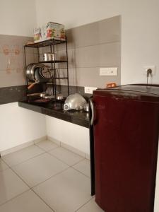 Kitchen Image of Yashwin PG in Hinjewadi