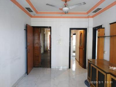 Gallery Cover Image of 750 Sq.ft 1 BHK Apartment for rent in Airoli for 23000