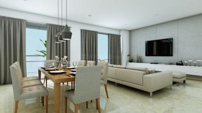 Gallery Cover Image of 1723 Sq.ft 3 BHK Villa for buy in Kurichi for 10000000