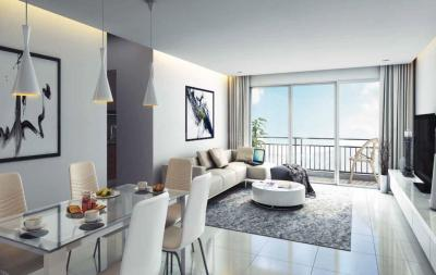 Gallery Cover Image of 600 Sq.ft 1 BHK Apartment for buy in Golf Meadows Godrej City, Panvel for 4700000
