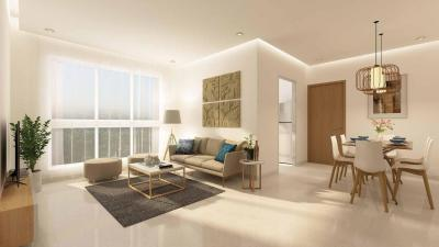Gallery Cover Image of 606 Sq.ft 2 BHK Apartment for buy in Godrej Nest, Kandivali East for 17500000