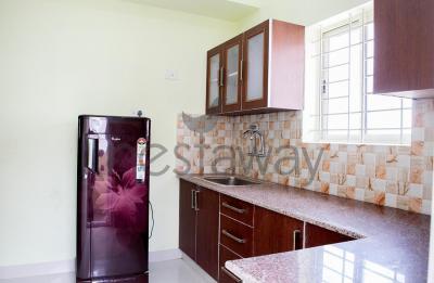 Kitchen Image of PG 4642783 J. P. Nagar in JP Nagar