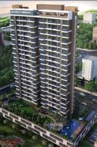 Gallery Cover Image of 1210 Sq.ft 2 BHK Apartment for buy in  Bhagwati Eminence, Nerul for 17000000