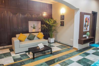 Hall Image of Unisex PG in Sushant Lok I