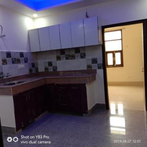 Gallery Cover Image of 540 Sq.ft 1 BHK Independent Floor for rent in Chhattarpur for 10000