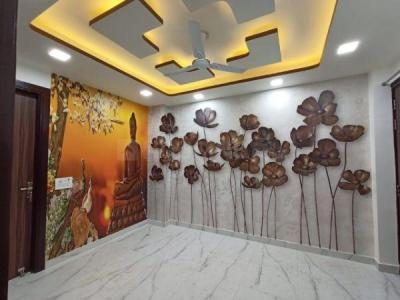 Gallery Cover Image of 800 Sq.ft 3 BHK Independent Floor for buy in Bindapur for 3900000