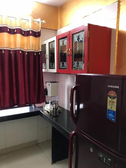 Kitchen Image of 685 Sq.ft 1 BHK Apartment for rent in Kurla West for 32000