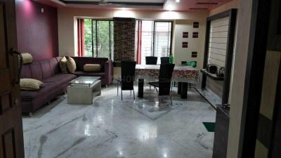 Gallery Cover Image of 2000 Sq.ft 3 BHK Apartment for rent in Kalighat for 45000