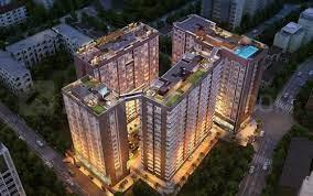 Gallery Cover Image of 1338 Sq.ft 3 BHK Apartment for buy in Platinum Corp Life, Andheri West for 30400000