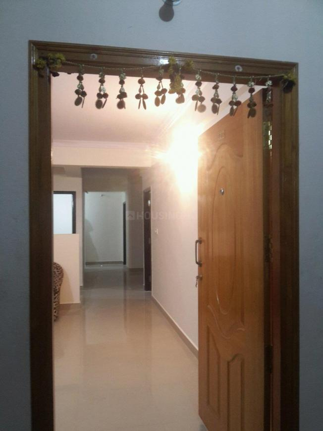 Main Entrance Image of 1500 Sq.ft 3 BHK Apartment for rent in New Thippasandra for 30000