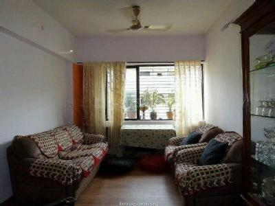 Gallery Cover Image of 1150 Sq.ft 2 BHK Apartment for rent in Kharghar for 24500