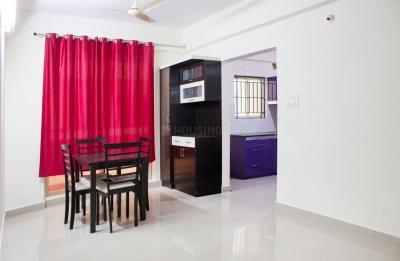 Dining Room Image of 2 Bhk In Bm Glorietta in Whitefield
