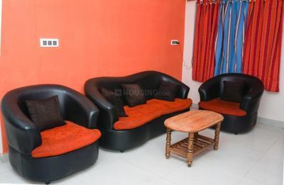 Living Room Image of Sowmindra Nest-201 in Tarnaka