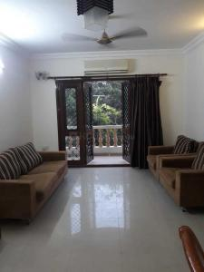 Gallery Cover Image of 1600 Sq.ft 3 BHK Apartment for rent in Besant Nagar for 40000