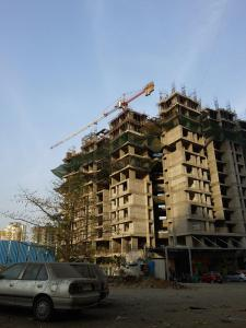 Gallery Cover Image of 330 Sq.ft 1 RK Apartment for buy in Kasarvadavali, Thane West for 4500000