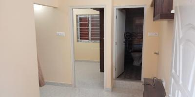 Gallery Cover Image of 600 Sq.ft 1 BHK Apartment for rent in Mahadevapura for 13000
