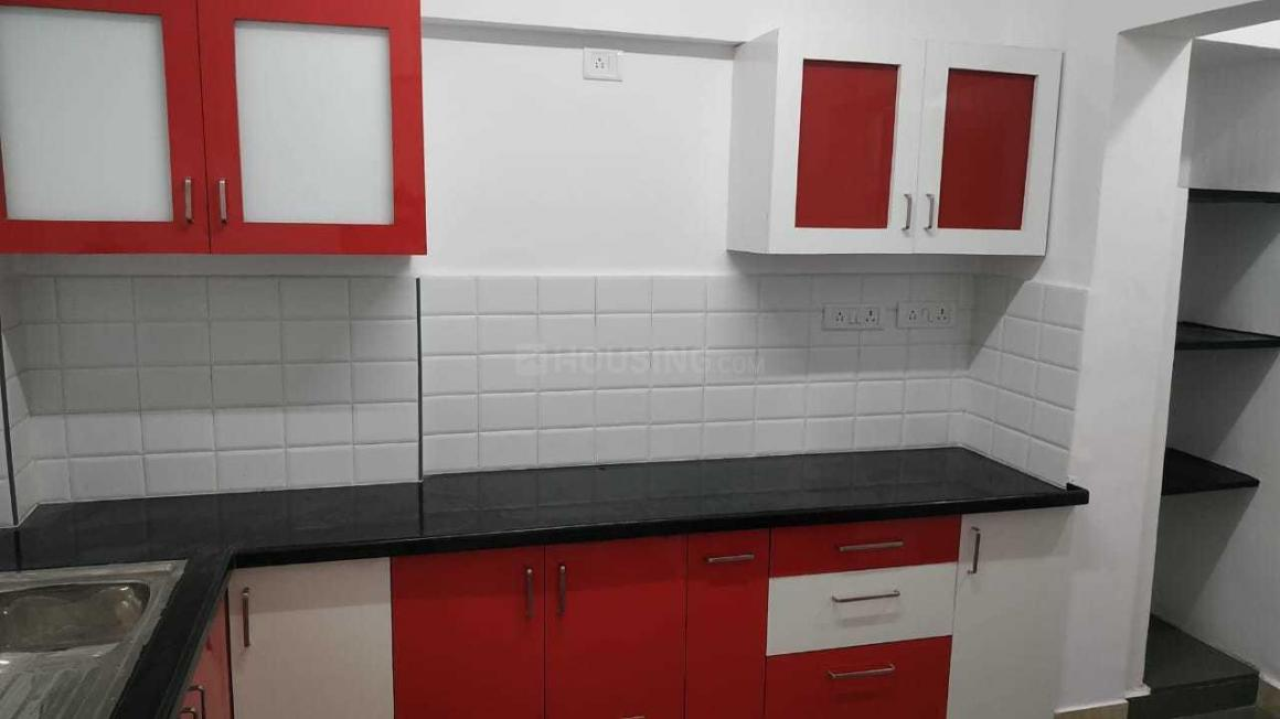Kitchen Image of 1434 Sq.ft 3 BHK Apartment for buy in Koyambedu for 10500000