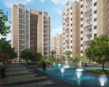 Gallery Cover Image of 1150 Sq.ft 2 BHK Apartment for buy in Manikonda for 6670000