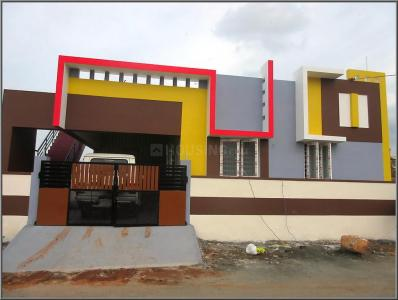 Gallery Cover Image of 1025 Sq.ft 2 BHK Independent House for buy in Thudiyalur for 3900000