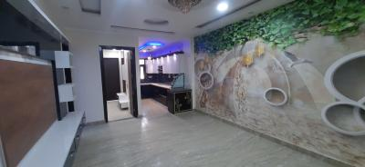 Gallery Cover Image of 945 Sq.ft 3 BHK Independent Floor for buy in Dwarka Mor for 5721000