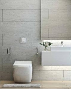 Bathroom Image of 650 Sq.ft 1 BHK Apartment for buy in Ashar Sparkle, Thane West for 7900000