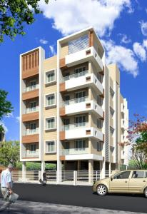 Gallery Cover Image of 886 Sq.ft 3 BHK Apartment for buy in Salt Lake City for 3366800