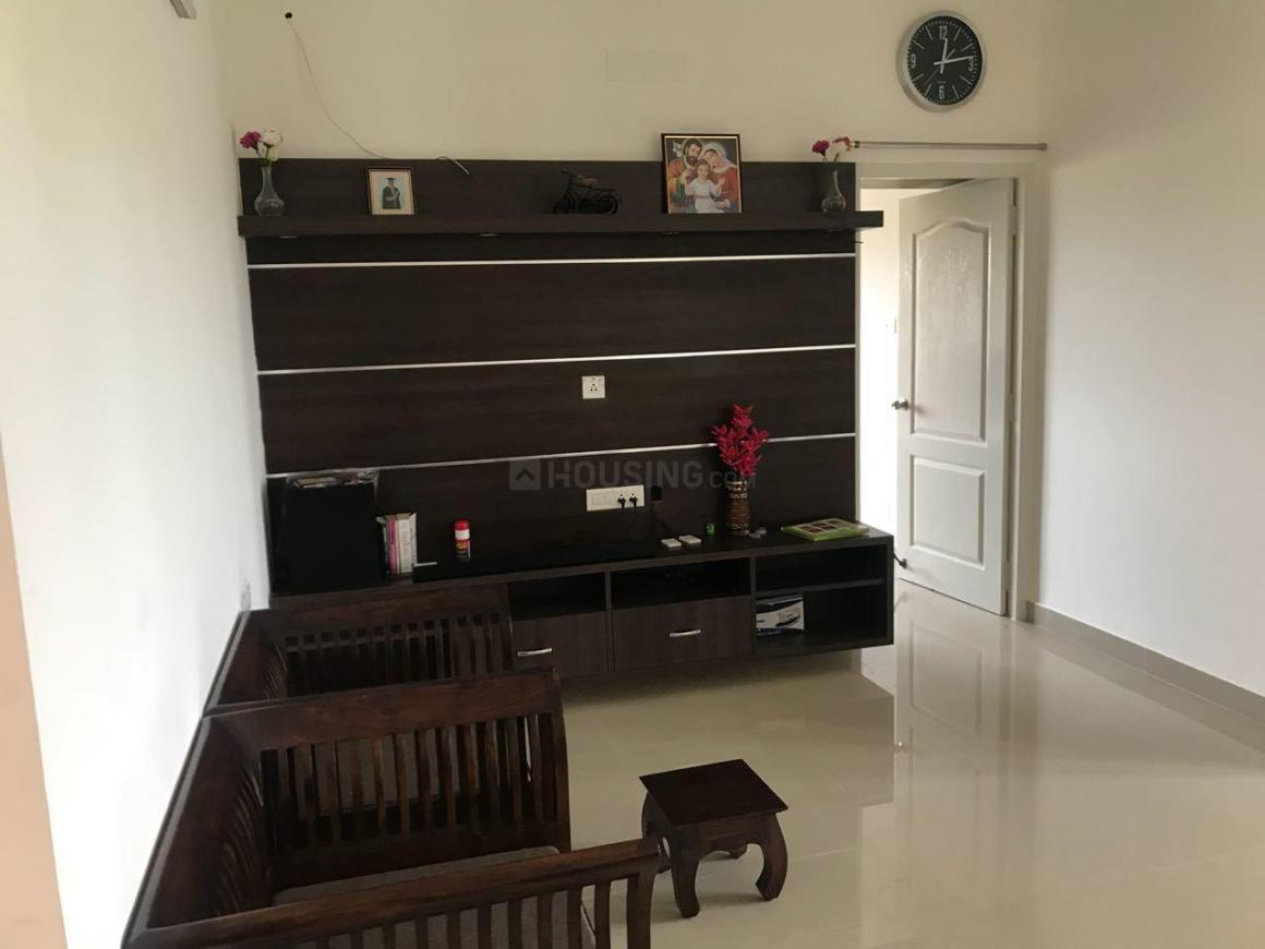 Living Room Image of 1200 Sq.ft 2 BHK Apartment for rent in Kolapakkam - Vandalur for 12000