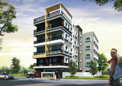Gallery Cover Image of 1152 Sq.ft 3 BHK Apartment for buy in Agarpara for 2534000