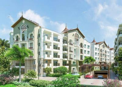Gallery Cover Image of 1441 Sq.ft 3 BHK Apartment for buy in Choodasandra for 6600000