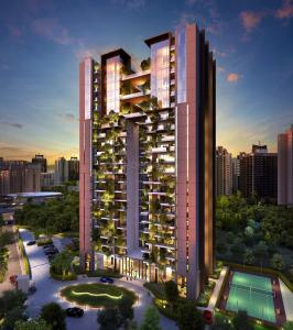 Gallery Cover Image of 1600 Sq.ft 3 BHK Apartment for buy in One Oak Atmos, Badhamau for 7360000