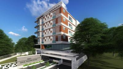 Gallery Cover Image of 1100 Sq.ft 2 BHK Apartment for buy in Hafeezpet for 6050000