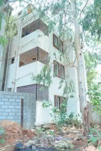 Gallery Cover Image of 800 Sq.ft 1 BHK Independent House for rent in Horamavu for 9000