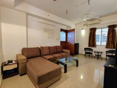 Gallery Cover Image of 1600 Sq.ft 3 BHK Apartment for rent in Ramaniyam Isha, Thoraipakkam for 50000