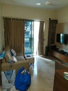 Gallery Cover Image of 550 Sq.ft 2 BHK Apartment for rent in Lower Parel for 42000