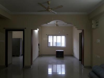 Gallery Cover Image of 1800 Sq.ft 3 BHK Apartment for rent in Tarnaka for 23000