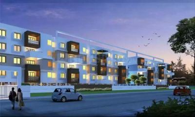 Gallery Cover Image of 1300 Sq.ft 2 BHK Apartment for buy in Prithvi Thirumala Blossoms, Gottigere for 4940000