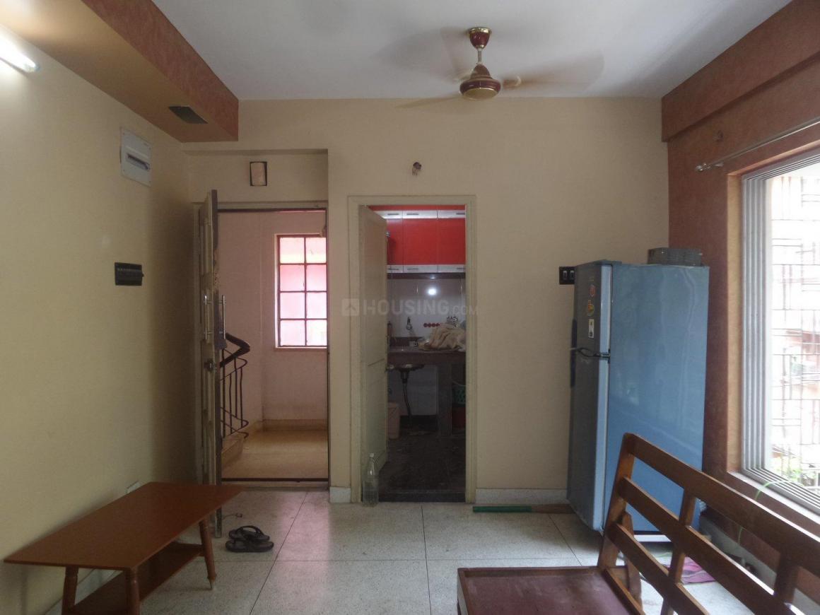 Living Room Image of 900 Sq.ft 3 BHK Independent Floor for rent in Netaji Nagar for 25000