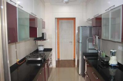 Gallery Cover Image of 1305 Sq.ft 3 BHK Apartment for buy in Raheja Reflections II Serenity, Kandivali East for 26000000