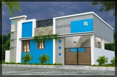 Gallery Cover Image of 1250 Sq.ft 2 BHK Independent House for buy in Clement Town for 7600000