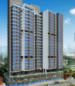 Gallery Cover Image of 700 Sq.ft 1 BHK Apartment for buy in Shreeji Aspire, Malad West for 12000000