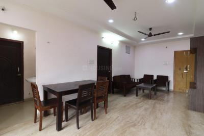 Gallery Cover Image of 1650 Sq.ft 3 BHK Apartment for rent in Hitech City for 35000