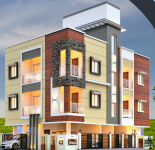 Gallery Cover Image of 800 Sq.ft 2 BHK Apartment for buy in Kodungaiyur East for 4150000