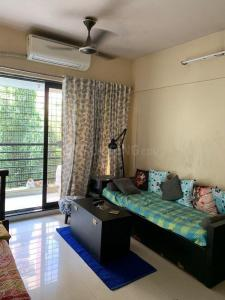 Gallery Cover Image of 465 Sq.ft 1 BHK Apartment for rent in Santacruz East for 42000