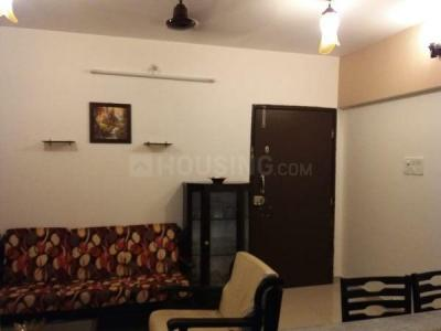 Gallery Cover Image of 650 Sq.ft 1 BHK Apartment for rent in Sethia Sea View, Goregaon West for 30000