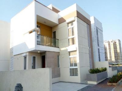 Gallery Cover Image of 2117 Sq.ft 4 BHK Villa for buy in Pacifica Aurum Villas, Padur for 11283610
