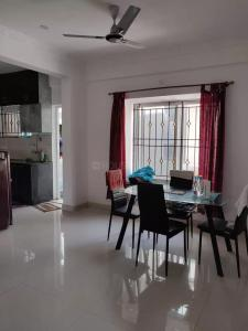 Gallery Cover Image of 1010 Sq.ft 2 BHK Apartment for rent in Aryan Pebble, HBR Layout for 20000