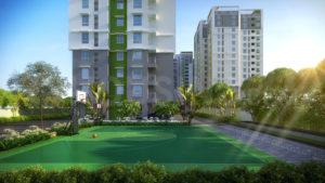 Gallery Cover Image of 1051 Sq.ft 2 BHK Apartment for buy in Vanagaram  for 5700000